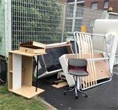 Bulk Trash collection, Sachse TX