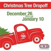 Christmas Tree Drop-off