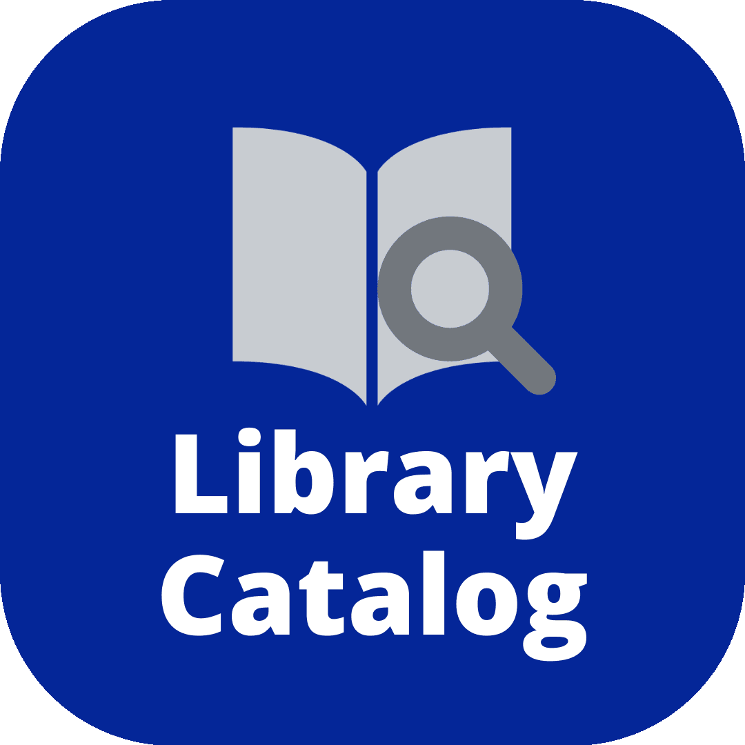 Library Catalog Logo 2