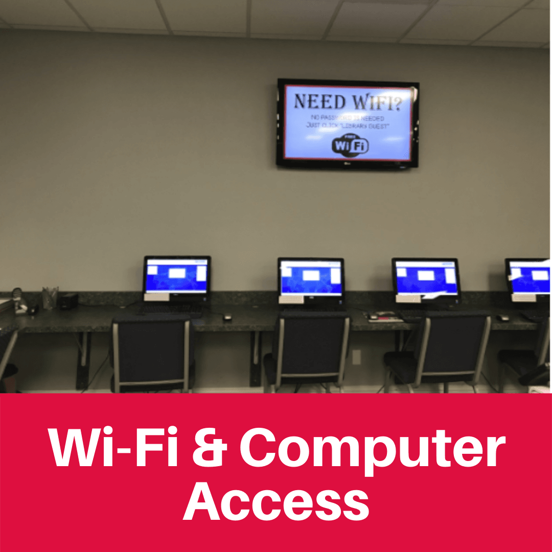 Wi-Fi and Computer Access