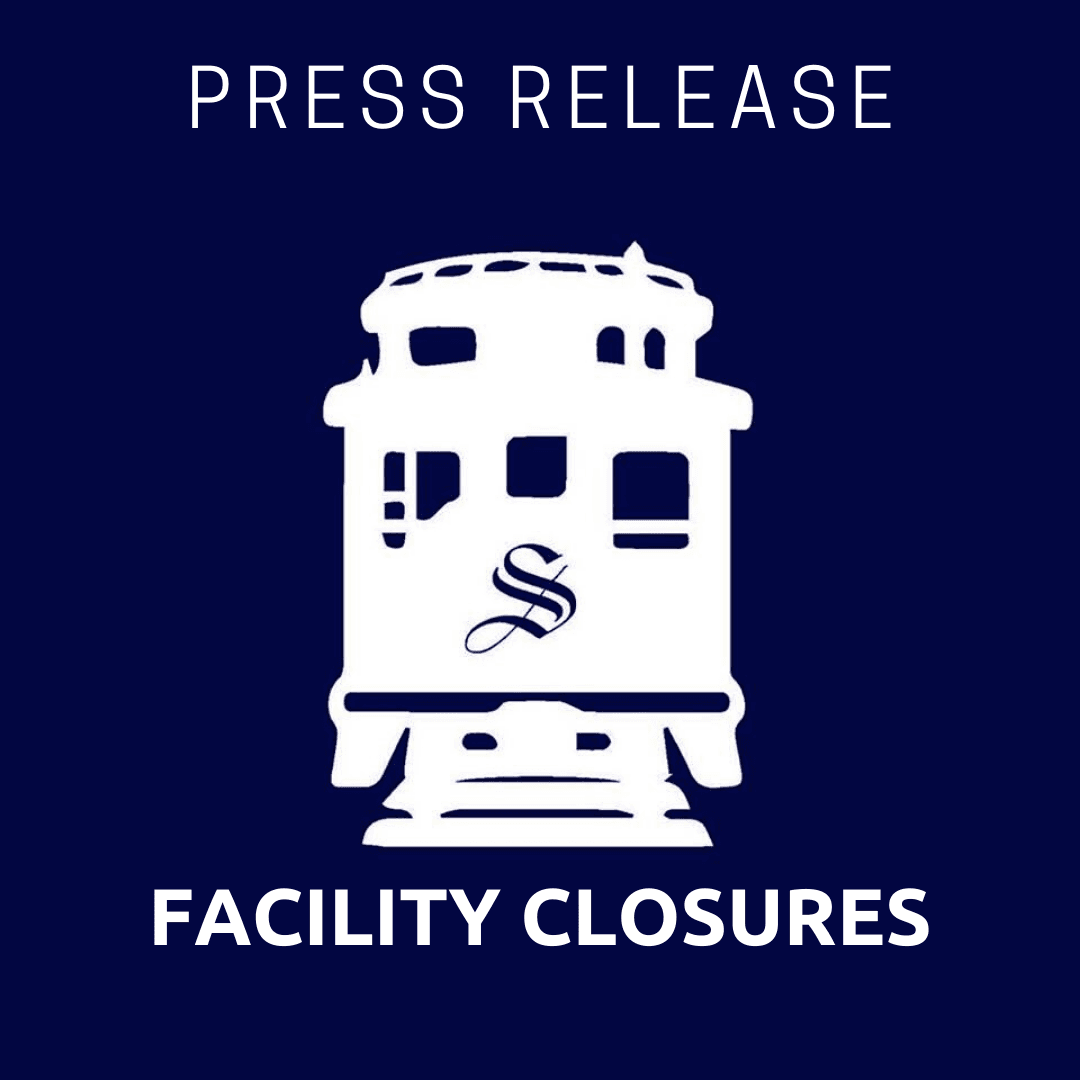 Press Release - Facility Closures