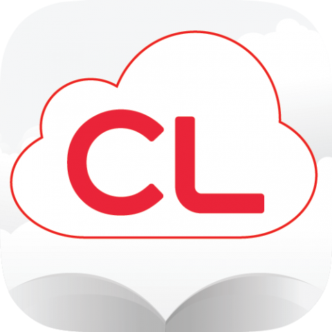 Cloud Library App Logo