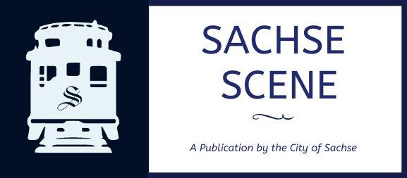 Sachse Scene newsletter