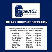 Library Expanded Hours