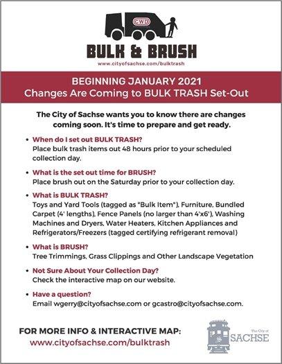 Bulk & Brush