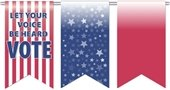 vote flags