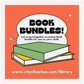 Book Bundles: Let us put together a custom book bundle for you or your child.