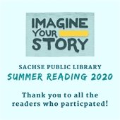 Summer Reading 2020: Thank you to all the readers who participated!