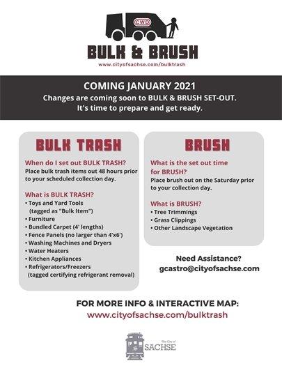 Bulk & Brush video