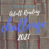 Adult Reading Challenge 2021