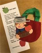 Johnny Appleseed Craft