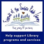 Join the Friends of the Sachse Public Library to help support Library programs and services.