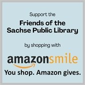 Support the Friends of the Sachse Public Library on Amazon Smile