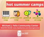 hot summer camps