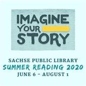 Summer Reading 2020, June 6 - August 1