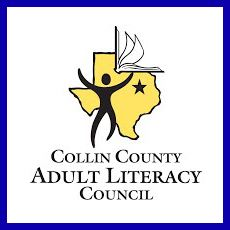 Collin County literacy Icon