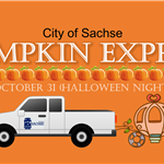 Facebook Post Pumpkin Express