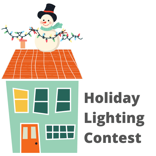 Holiday Lighting Contest graphic