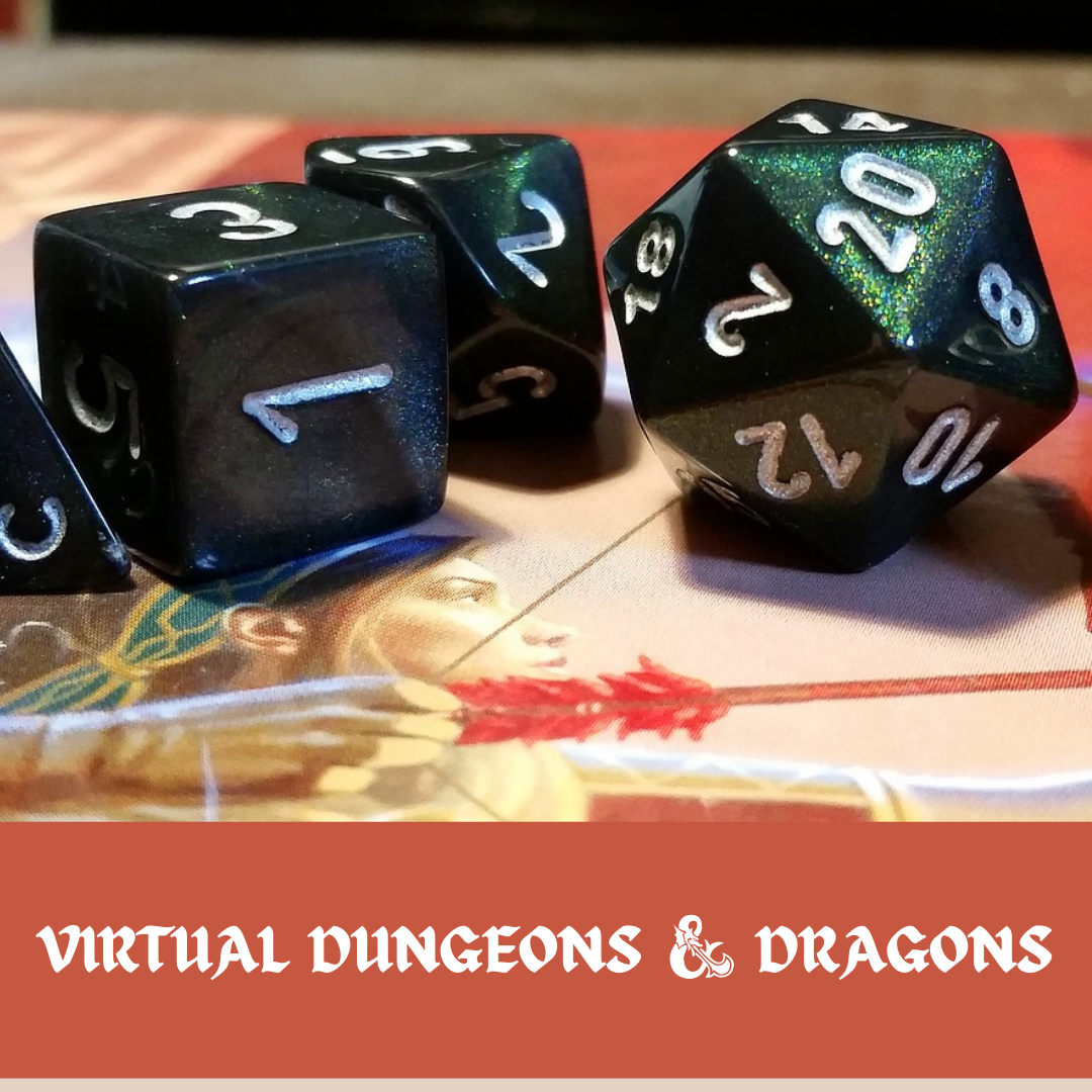 Virtual Dungeons and Dragons