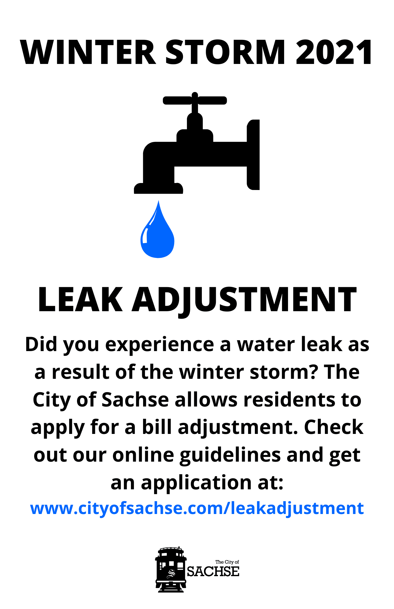 Leak Adjustment